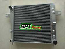 aluminum alloy radiator Jeep Liberty KJ 3.7L V6 A/T 2002-2006
