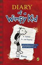 Diary of a Wimpy Kid by Jeff Kinney (Paperback, 2008)