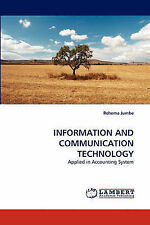 NEW INFORMATION AND COMMUNICATION TECHNOLOGY: Applied in Accounting System