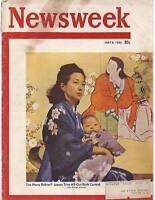 1950 Newsweek May 8-Crime Boss Costello; Howdy Doody