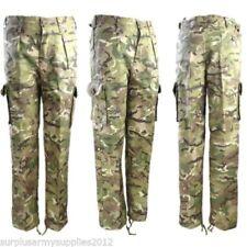 Pantalones de niño de 2 a 16 años de color principal verde