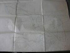 Gard. Plan Rochegude, la Claysse, le Lérou, St Jean de Maruéjols Avéjan, XIXè S.