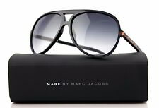 RARE Genuine MARC BY MARC JACOBS Blue Gradient Aviator Sunglasses MMJ 276/S COH