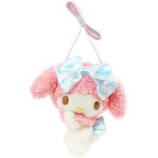 My melody Plush Pochette purse bag ribbon mate Brand-new cute NWT Sanrio Japan