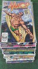 Namor The Sub-Mariner 1990 #1-62 Annual #1-4 Complete Series Set