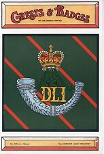 WW2 - Greasts & Badges of the Armed Forces -The Durham Light Infantry