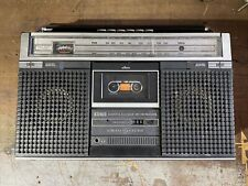 New listing VINTAGE TESTED GE 3-5251A AM FM Radio Tape Cassette Recorder - FREE SHIPPING
