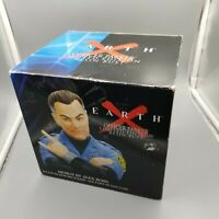 2002 Earth X Marvel Officer Parker Limited Edition Resin Bust by Alex Ross