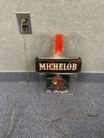 Vintage Michelob on Draught Lighted Bar Been Sign - Tavern Mancave Collectible