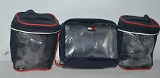 Set of 3 Tommy Hilfiger Toiletry Bags Cases Makeup Travel Organizer Etc. New