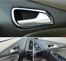 Ford Focus 3 Edelstahl Blende Türgriff Abdeckung Türgriffschale Chrom