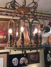 Antique Vintage Empire  Chandelier