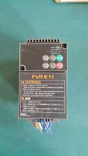 FUJI FVR-E11 INVERTER FVR0.4E11S-2 1.1KVA