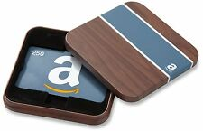 $250 Amazon Gift Card with a Nice Box, Ultra-Fast 1-Day Delivery.