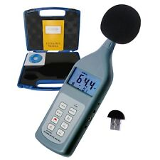 SL5868 Digital Noise Sound Pressure Level Meter 30~130 dB Decibel + CD Bluetooth