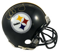 Juju Smith Schuster autographed signed mini helmet NFL Pittsburgh Steelers PSA