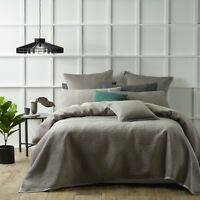Bianca Harlow Coverlet Set Stone in All Sizes