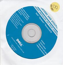 New DeLL OPTIPLEX Drivers and Utilities Resource CD