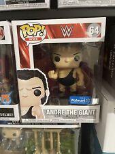 Wwe - Andre The Giant Pop Funko Pop Walmart Exclusive