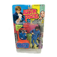 Vintage Austin Powers Carnaby Street Austin Talking Action Figure - NEW SEALED!