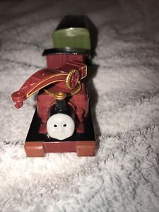 Thomas Trackmaster Harvey Train, battery operated. Old style very rare
