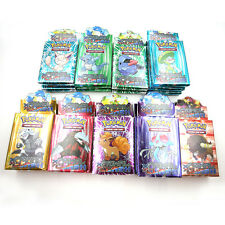 25 PCS Assorted Trading Cards for POKEMON XY Paper Card as Gifts Children Games