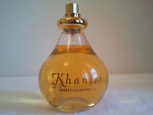 Nutrimetics KHANTOR Women's Perfume 100ml EDP Spray Rare Discontinued Fragrance