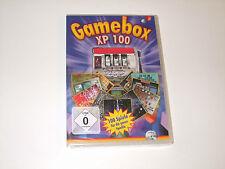 Gamebox-xp 100 (pc-CD rom)
