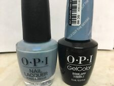 Opi Gelcolor+ Matching Gel Polish Check Out The Old Geysirs (Gc I60/Nl I60)
