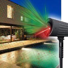 Galileo Proiettore Laser Plus 2 colori fissi in movimento 7 forme Natalizie