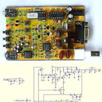 Assembled 40m Super RM Rock Mite QRP CW Transceiver Telegraph Shortwave HAM Radi