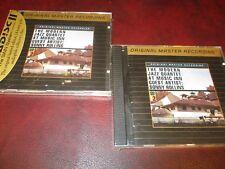 MODERN JAZZ QUARTET Music Inn Sonny Rollins MFSL 24 KARAT GOLD PLAY 1 BACK UP 1