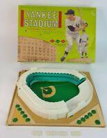 Vintage 1964 Superior Plastics Yankee Stadium Model Mickey Mantle Box Cover