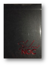 Limited Edition NOC x Shin Lim Playing Cards Poker Spielkarten Cardistry