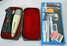 Sennheiser md421 -2 vintage Microphone, top! 1964 shows the papers