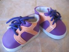"""18"""" American Girl Doll Clothes Z's SNEAKER Shoes from EASY BREEZY OUTFIT NEW"""