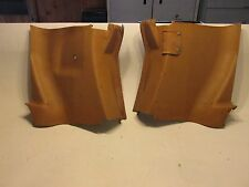 1982 MERCEDES-BENZ  380SL W107 R107 , REAR LEFT AND RIGHT INTERIOR PANEL PAIR