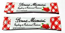 12 pcs x Bonne Maman Raspberry & Redcurrant Reserves Sachet 15g Pack