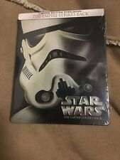 Star Wars: The Empire Strikes Back (Blu-ray Disc, 2015, SteelBook) NEW