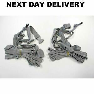 New Outdoor Revolution Endurance Reflective Awning Tent Storm Straps PACK OF 2