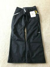 NWT Oakley Resilient ski pants womens: Large - Black  MSRP  $160