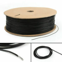 20M 1.13mm Mini 50 ohm Koaxia Wires/Koaxial Antenne Wire Kabel SingleCore 8in ZX