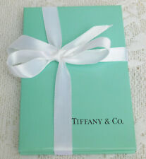 Vintage TIFFANY & CO. Note Cards Stationery Set (10 Cards/Envelopes) with Bow