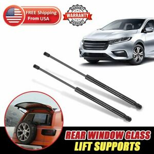 2* Rear Window Glass Lift Supports For Ford Escape Mazda Tribute Mercury Mariner