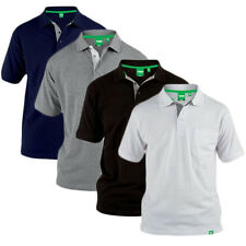 Mens Premium Quality Big/Tall 100% Cotton Polo Shirt 3XL - 8XL