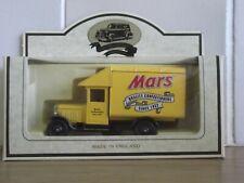 Lledo Promotional LP52038, Morris Parcels Van, Mars, Quality Confectionery