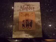 beau livre illustré le breviaire du hobbit