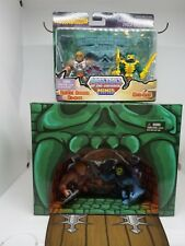 SDCC 2013 HE-MAN VS SKELETOR & MOTU MINIS MER-MAN & BATTLE ARMOR HE-MAN