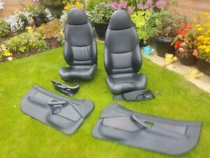 BMW Z3 - Sports Black Heated Seats and Door Cards