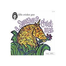 WISHES YOU A SWINGING CHRISTMAS [LP] [VINYL] ELLA FITZGERALD NEW VINYL RECORD
